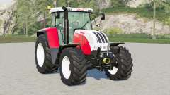 Som steyr 6000 CVT〡original para Farming Simulator 2017