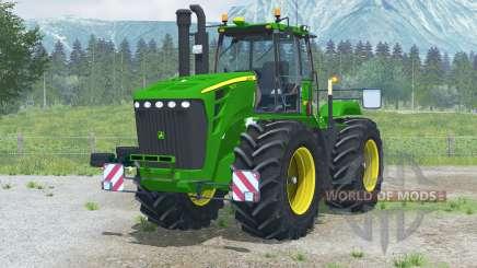 John Deere 9630〡roças opções para Farming Simulator 2013