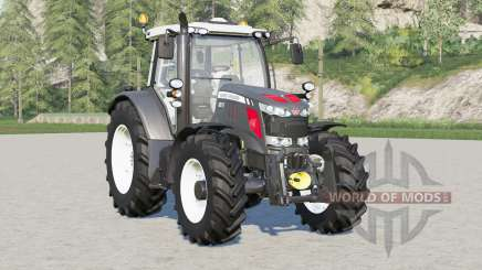 Massey Ferguson 6000 series para Farming Simulator 2017