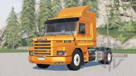 Scania 3-series, L-series, R-series para Farming Simulator 2017