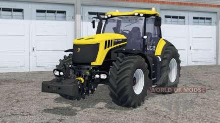 JCB Fastrac 8310〡com peso dianteiro para Farming Simulator 2015
