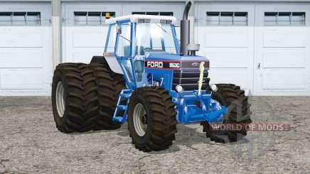 Ford 8630〡 rodas traseiras para Farming Simulator 2015