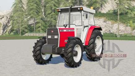 Massey Ferguson 398 para Farming Simulator 2017