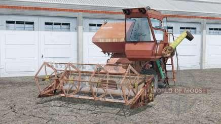 Colheita 〡 SK-5 Niva para Farming Simulator 2015