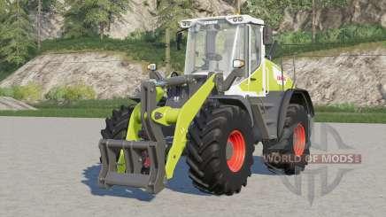Claas Torion 1000 para Farming Simulator 2017