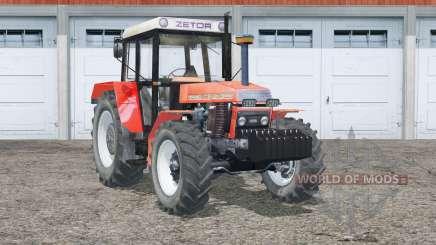 Zetor 16245〡mirrors refletem para Farming Simulator 2015
