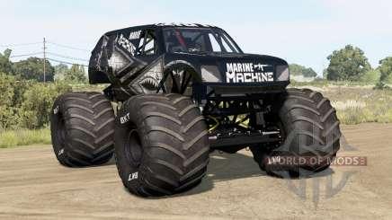 CRD Monster Truck v2.2 para BeamNG Drive