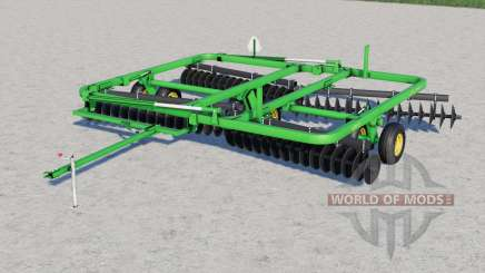 John Deere 220 disc para Farming Simulator 2017