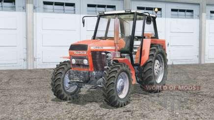Ursus 1014〡desbaixo das rodas para Farming Simulator 2015