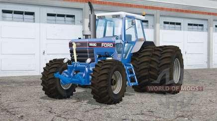 Ford 8630〡se para Farming Simulator 2015