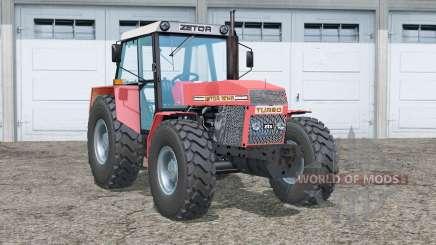 Zetor 16145 Turbo〡novas rodas para Farming Simulator 2015