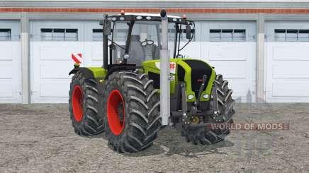 Claas Xerion 3300 Trac VC〡speed controle de tela para Farming Simulator 2015