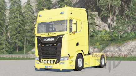 Scania S-series para Farming Simulator 2017