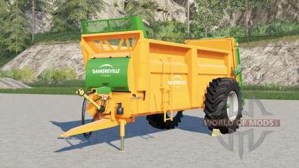 Dangreville SVL18 para Farming Simulator 2017