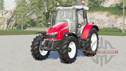 Massey Ferguson 5700S series para Farming Simulator 2017