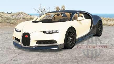 Bugatti Chiron 2016 v3.0 para BeamNG Drive