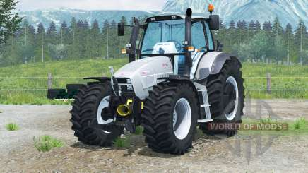Hurlimann XL 130〡 rodas adicionadas para Farming Simulator 2013