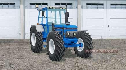 Ford 7810〡FL console para Farming Simulator 2015