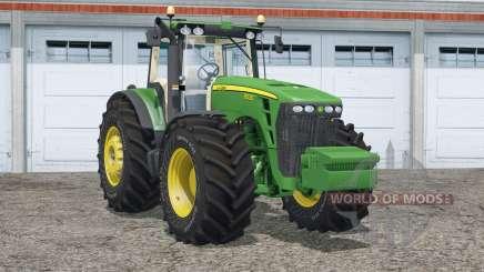 John Deere 8530〡desdeirosanimados para Farming Simulator 2015