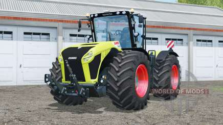 Opção de roda 〡 trac VC〡steering do Claas Xerion 4500 Trac para Farming Simulator 2015