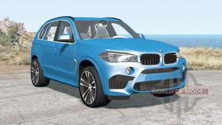 BMW X5 M (F85) 2015 para BeamNG Drive