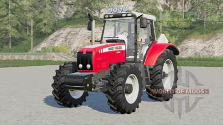 Massey Ferguson 6400 series para Farming Simulator 2017