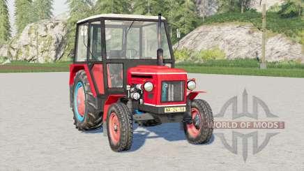 Zetor 6718 para Farming Simulator 2017