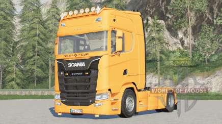 Scania S-series〡light fixo para Farming Simulator 2017