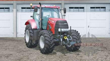 Case IH Puma 160 CVX〡FL console para Farming Simulator 2015