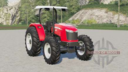 Massey Ferguson 4300 series para Farming Simulator 2017