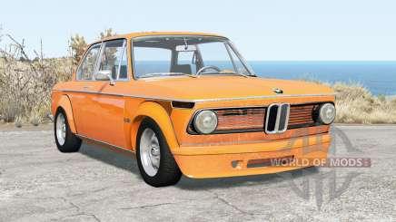 BMW 2002 Turbo (E20) 1974 para BeamNG Drive