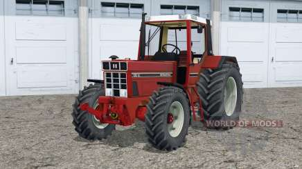 International 1255 XL〡2 tipos de luz para Farming Simulator 2015