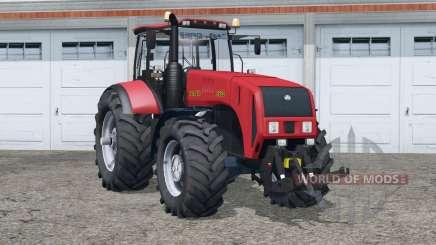 MTH 3522 Bielorrússia para Farming Simulator 2015