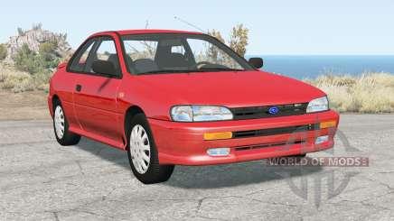 Subaru Impreza coupe (GC) 1995 para BeamNG Drive
