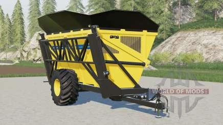 Oxbo high tip dump cart para Farming Simulator 2017