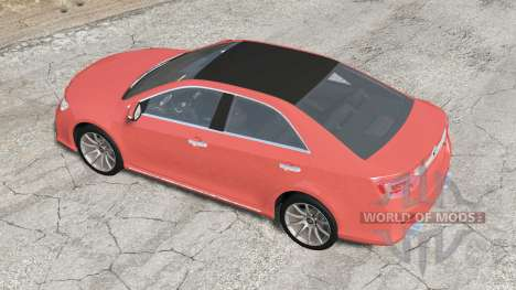 Toyota Camry (XV50) 2011 v2.0 para BeamNG Drive