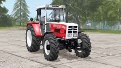 Steyr 8130A Turbo〡6 wahlbare motorupgrades para Farming Simulator 2017