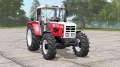 Steyr 8130A Turbo〡pendelachse para Farming Simulator 2017
