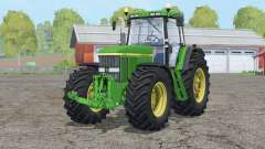 John Deere 7810〡se para Farming Simulator 2015