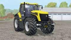 JCB Fastrac 8310〡a suspensão dianteira 〡animada para Farming Simulator 2015