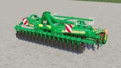 Amazone Catros 4001 para Farming Simulator 2017