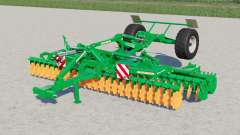 Amazone Catros 6002 para Farming Simulator 2017