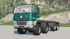 Tatra Phoenix T158 8x8〡hooklift para Farming Simulator 2017