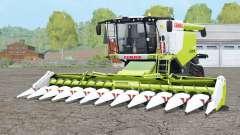 Claas Lexion 670 TerraTrac para Farming Simulator 2015