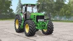 John Deere 7030 Premium〡melhão cor para Farming Simulator 2017