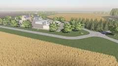 Saxonia v1.0.1 para Farming Simulator 2017