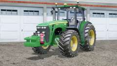 John Deere 8530〡docável para Farming Simulator 2015