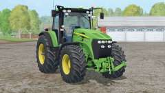 Velocímetro John Deere 7930〡digital para Farming Simulator 2015