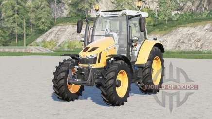 Massey Ferguson 5700S série〡 pesos de rodas alterados para Farming Simulator 2017