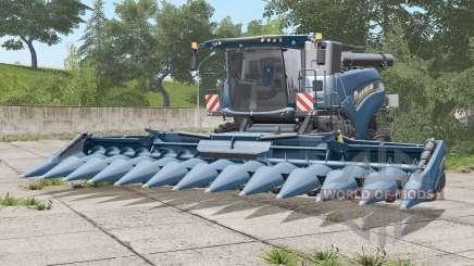 Nova Holanda CR10.90〡scheiben getont para Farming Simulator 2017